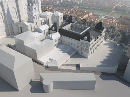 La rénovation de la Maison Carrée va prendre le gros du budget.