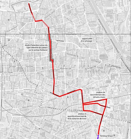 Villeurbanne t6 passera par les avenues barbusse et st for Garage du tram villeurbanne