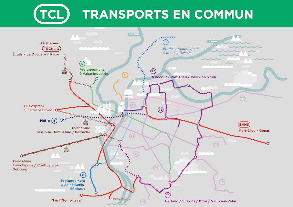 Transports En Commun Eelv Veut Jouer La Credibilite Nouveau Lyon